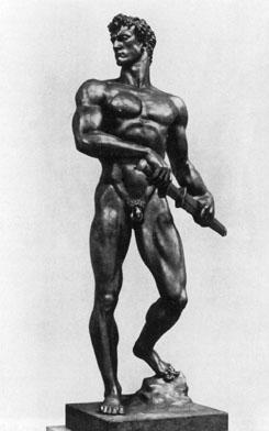 Breker's sculptures