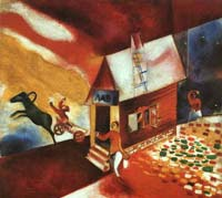 More Chagall
